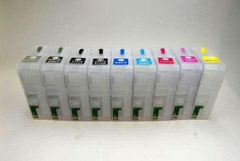 ПЗК для Epson SureColor SC-P800 (9 цветов, 80мл)