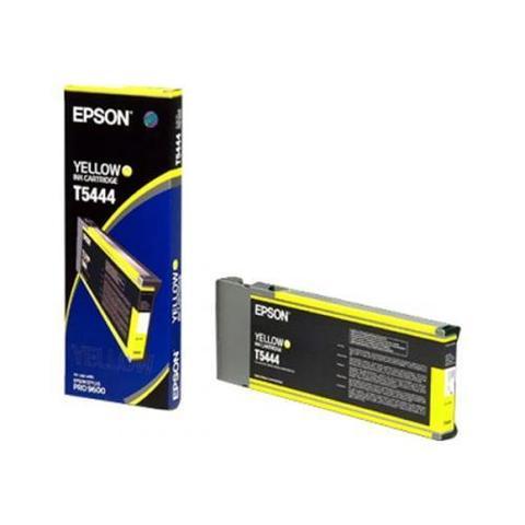 Картридж Epson T5444 для принтеров Stylus Pro 9600, желтый (C13T544400)