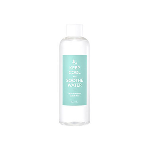Очищающая вода KEEP COOL Soothe Phyto Green Shower Cleansing Water 500ml