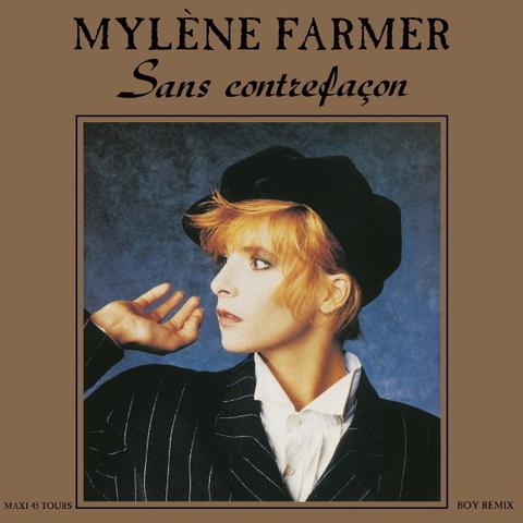 Mylene Farmer / Sans Contrefacon (12