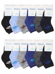AC50 носки детские (12шт), цветные