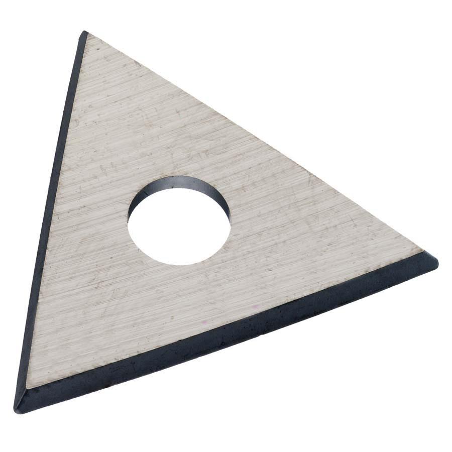 Запасное лезвие треугольной формы 25мм для скребков 625 и 448 Bahco 449