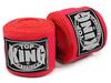 Бинты Top King 4,5 м красные