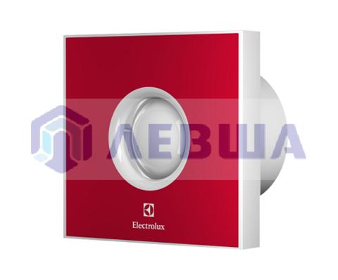 Вытяжной вентилятор Electrolux EAFR-100 red