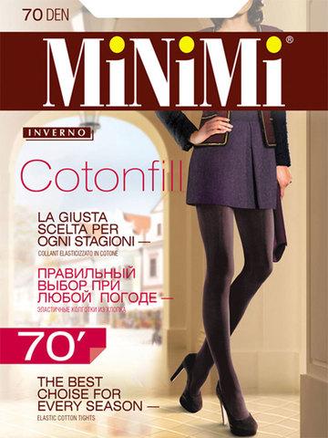 Колготки Cotonfill 70 Minimi