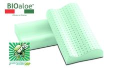 Ортопедическая подушка BIO aloe Cervicale Piccolo