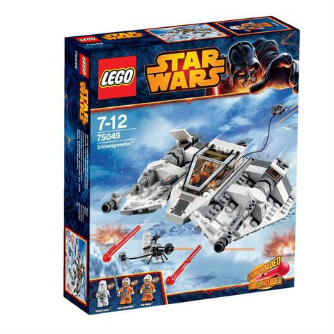LEGO Star Wars: Снеговой спидер 75049