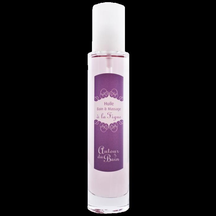 Autour Du Bain Масло для ванны и массажа с маслом фигового дерева — 100 мл (Гели и масла для ванны и душа)