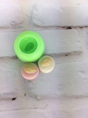 Молд «Печенье с миндалем»