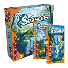 Набор Сезоны / Seasons + 2 дополнения (на русском языке)