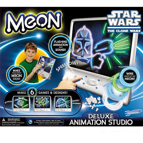 Star Wars - Meon Interactive Animation Studio