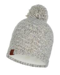 Вязаная шапка с флисовой подкладкой Buff Hat Knitted Polar Agna Sand