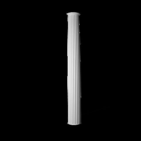 Ствол (полуколонна) Европласт из полиуретана 4.16.102, интернет магазин Волео