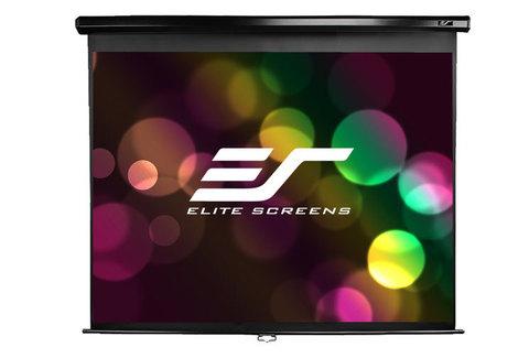 Elite Screens M84UWH, экран механический