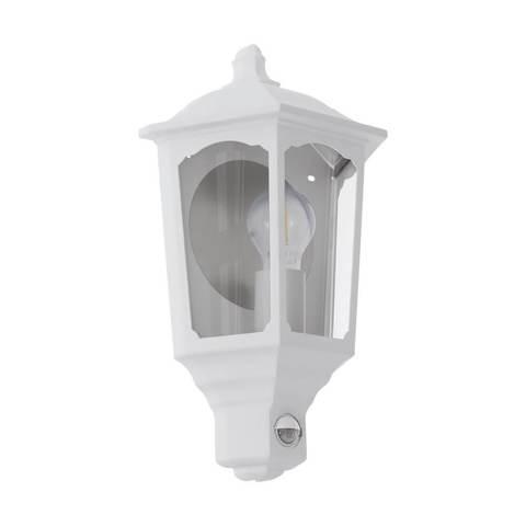 Уличный светильник с датчиком движения Eglo MANERBIO 97258