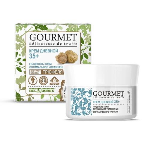BelKosmex Gourmet  Крем дневной 35+ оптимальное увлажнение экстракт белого трюфеля 48г