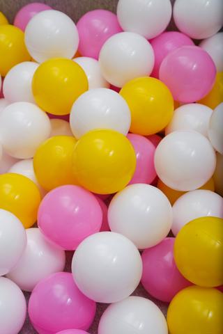 Комплект шаров для сухого бассейна Anlipool №6 (50 шт.)