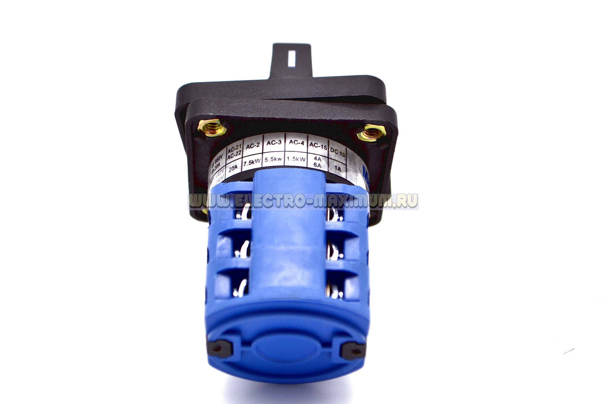 Кулачковый главный выключатель LW28 - 20A