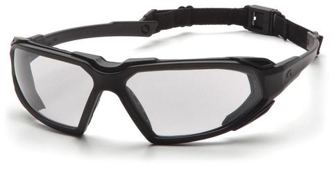 Очки баллистические тактические Pyramex Highlander SBB5010DT Anti-fog прозрачные 96%