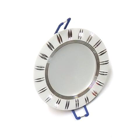 Светодиодный Led светильник встраиваемый Feron AL 779 Белый (круглый) 5W 4000K