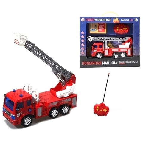 Пожарная машина на радио управлении