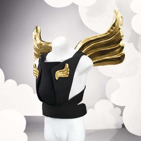 Рюкзак-кенгуру Cybex Yema Tie Jeremy Scott Wings