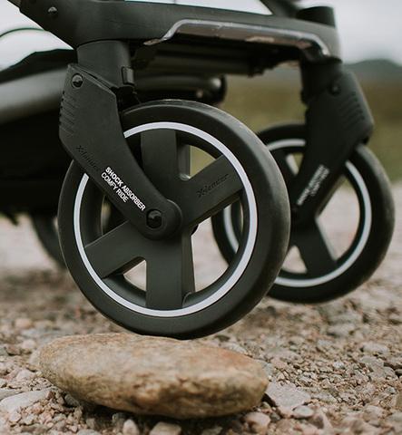 Прогулочная коляска X-Lander X-Cite Astral Black