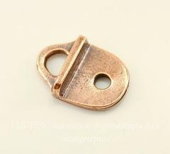 Концевик для плоского шнура TierraCast
