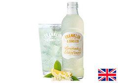 Напиток Franklin & Sons лимон и бузина, 275мл