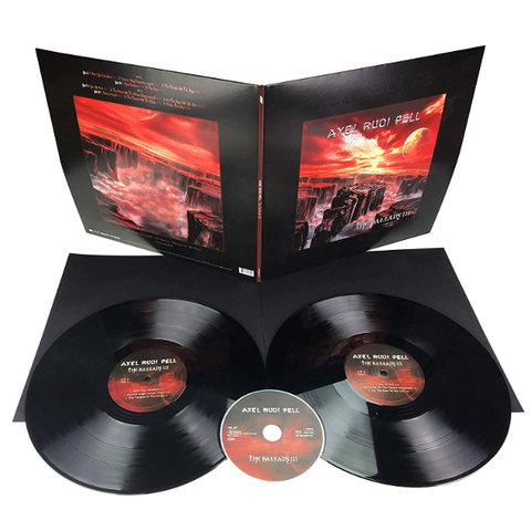 Axel Rudi Pell / The Ballads III (2LP+CD)