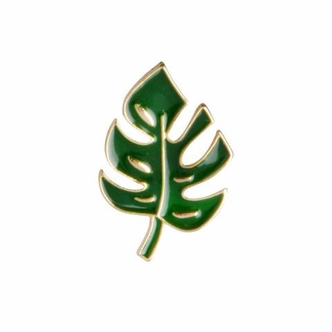 Значок, пін - Бананове листя