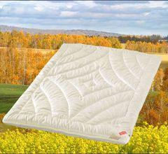 Одеяло шерстяное легкое 155х200 Hefel Моцарт Роял Медиум