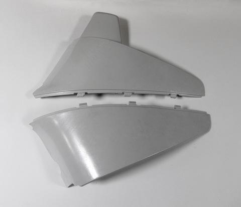 Боковые декоративные крышки для Honda Steed 400