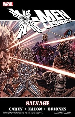X-Men Legacy: Salvage TPB