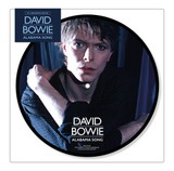 David Bowie ‎/ Alabama Song (Picture Disc)(7' Vinyl Single)