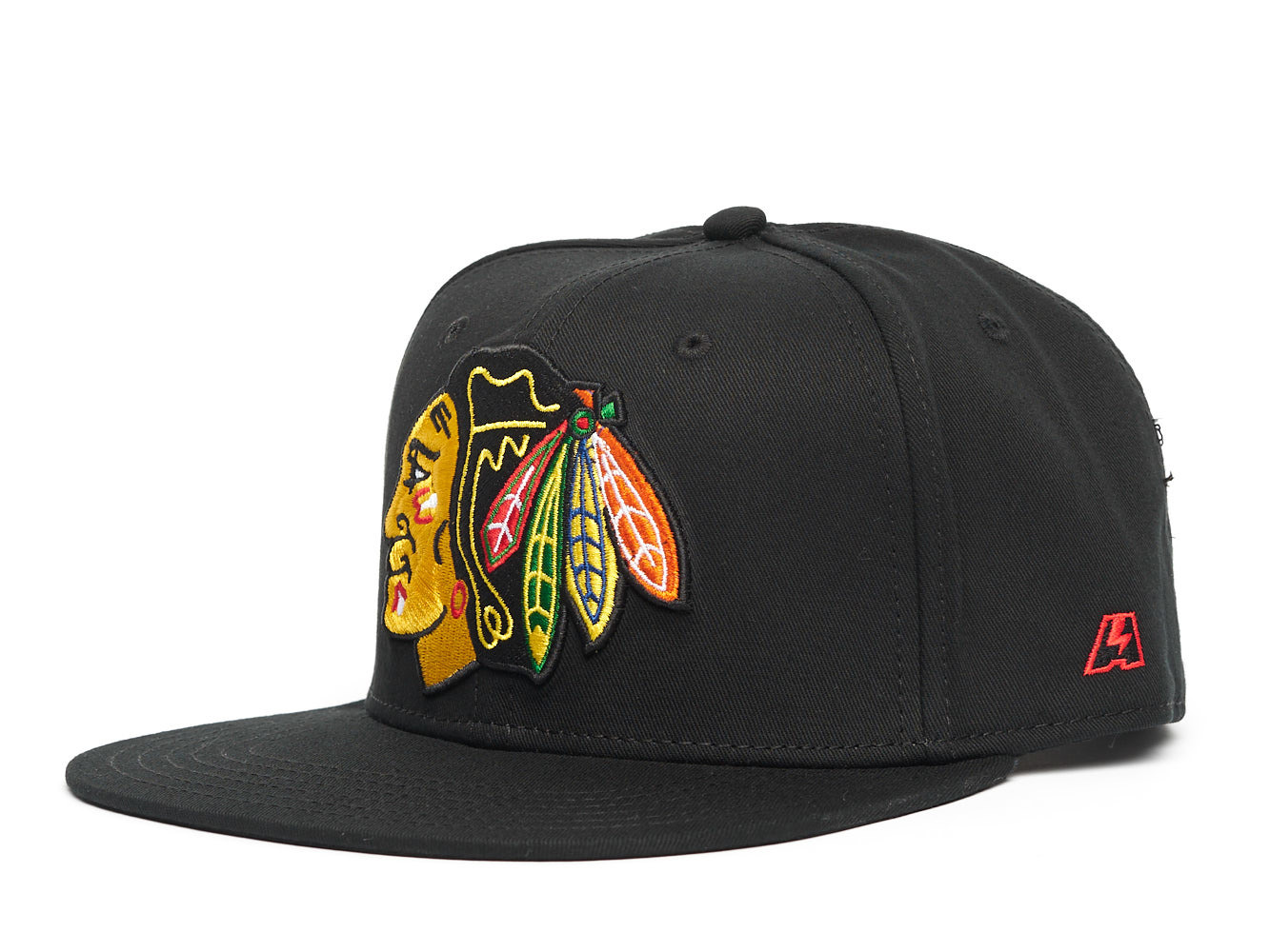 Бейсболка NHL Chicago Blackhawks Snapback