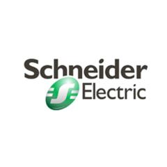 Schneider Electric Настенный датчик СО2 и влажности для помещений