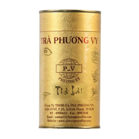 Зеленый чай Phuong Vy, с Лотосом, подарочный, 100 гр.