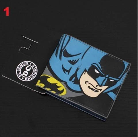 DC Comics Marvel Wallet Set 2