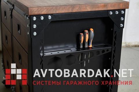 Инструментальная тележка с 6 ящиками LoftGarage