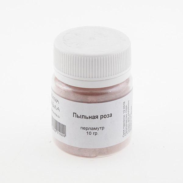 Перламутр для мыла Пыльная роза