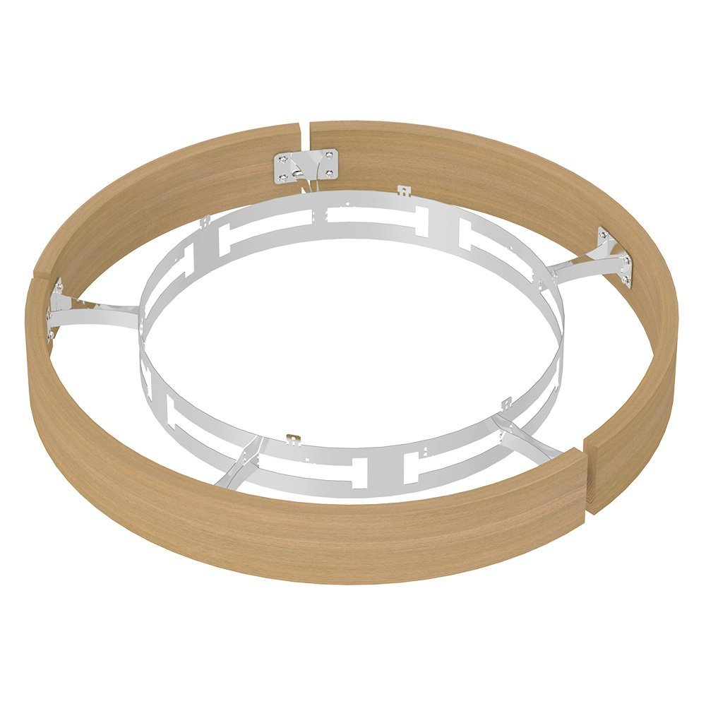 Ограждения и коврики: Деревянное ограждение SAWO TH-GUARD-W9-D (HP55) для печи TOWER TH9