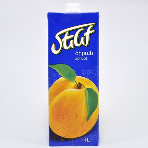 Нектар абрикосовый Менк, 1л