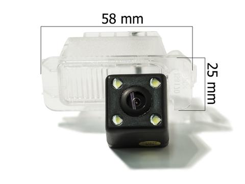 Камера заднего вида для Ford Mondeo III Avis AVS112CPR (#016)