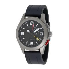 Часы Momentum Vortech GMT Alarm (каучук, сапфир)