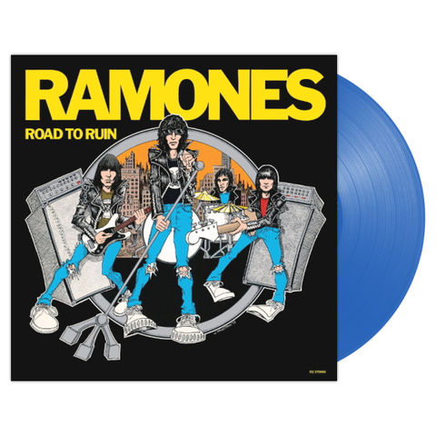 Ramones / Road To Ruin (Coloured Vinyl)(LP)
