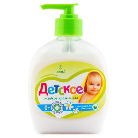Мыло жидкое Детское с экстрактом ромашки 280г