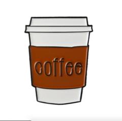 Пин «Стакан кофе»
