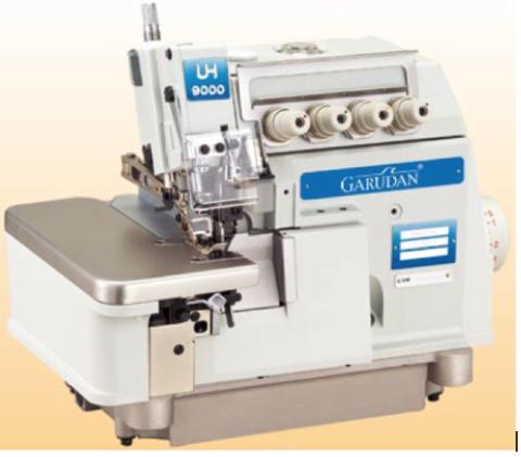 Профессиональный высокоскоростной оверлок UHD9005-232С-L16