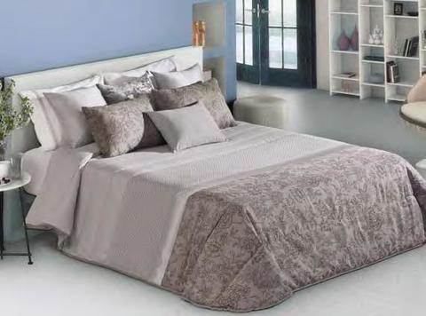 Galileu taupe 250x260 Покрывало Leiper